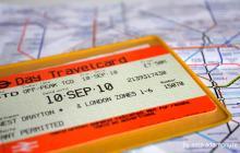 Travelcard by asta adamonyte