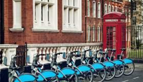Bicicleta en Londres