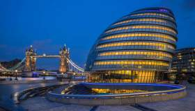 City Hall de Londres