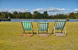 Lago de Hyde Park
