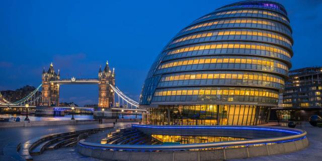 City Hall de Londres