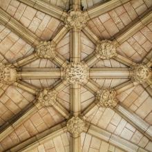 Arcos interiores de Westminster