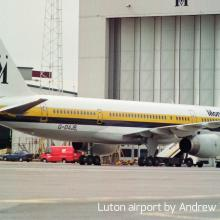 Luton airport by Andrew Thomas