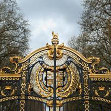 Puertas de Buckingham Palace