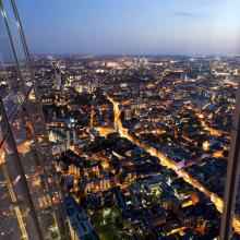 Vista desde The Shard