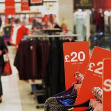 Shopping en Londres