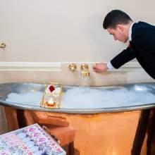 Servicio de baño