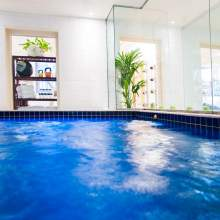 piscina y spa