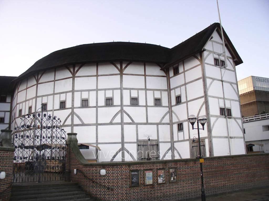 Shakespeares globe theatre el teatro de shakespeare en londres shakespeares globe theatre malvernweather Image collections